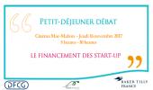 financement des start-up